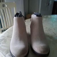 美亚海淘的女靴,8码等于国内39