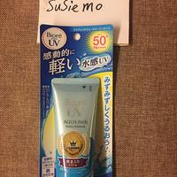 Biore 碧柔 UV干爽水感防晒霜 50克(SPF50 PA+++)